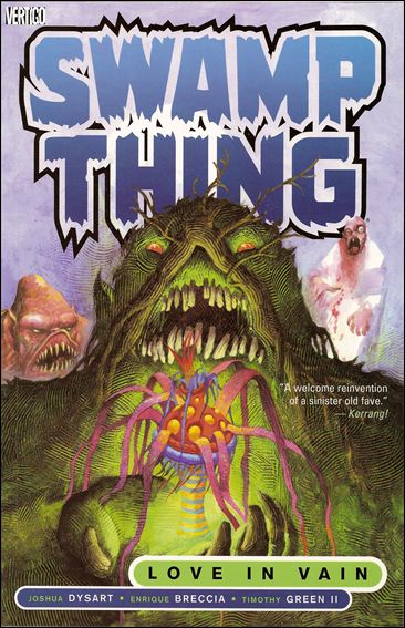 Swamp Thing (2004) 2-A by Vertigo