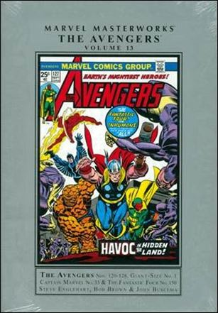 Marvel Masterworks: The Avengers 13-A