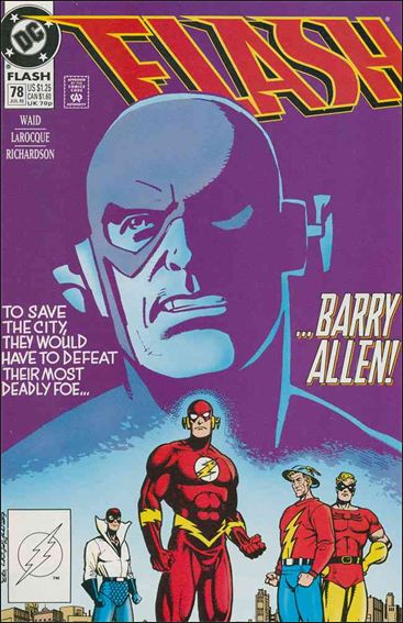 Flash (1987) 78-A by DC