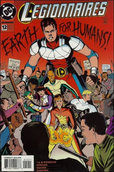 Legionnaires 12-A by DC