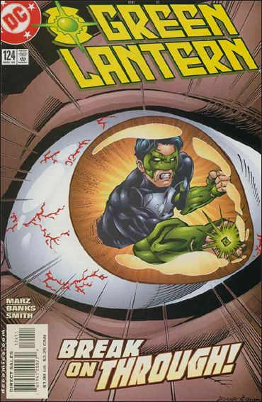 Green Lantern (1990) 124-A by DC