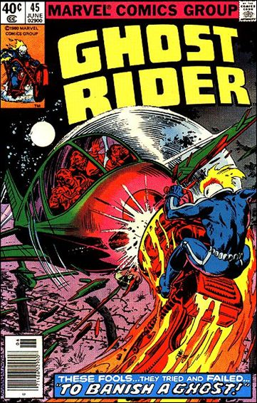 Ghost Rider (1973) 45-A by Marvel