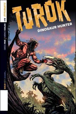 Turok: Dinosaur Hunter (2014) 11-A