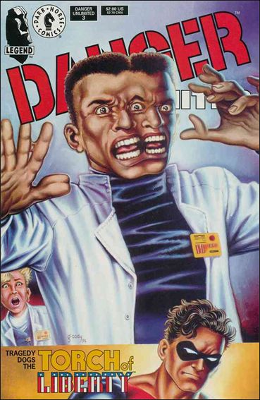 Danger Unlimited 3-A by Dark Horse