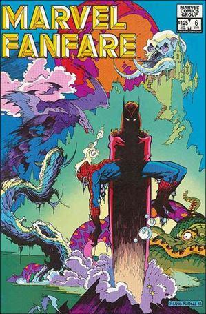 Marvel Fanfare (1982) 6-A