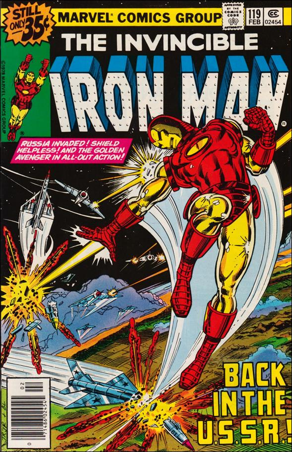 Iron Man (1968) 119-A by Marvel