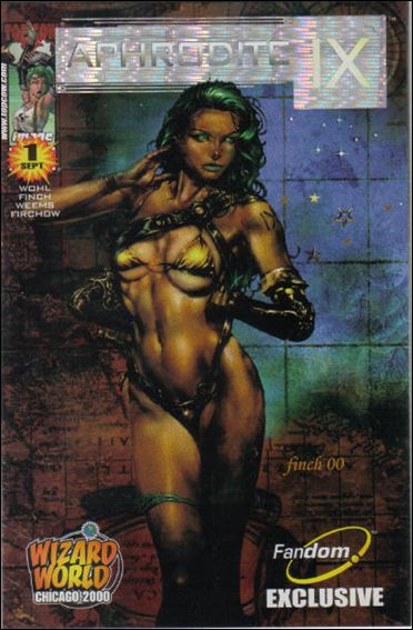 Aphrodite IX (2000) 1-H by Top Cow
