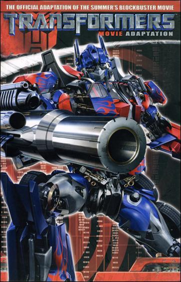 Transformers: Movie Adaptation nn-A by IDW