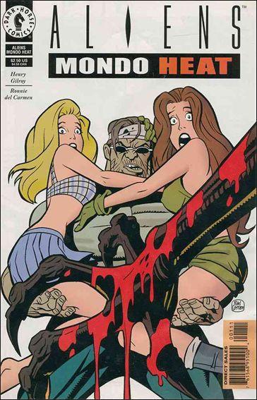 Aliens: Mondo Heat 1-A by Dark Horse