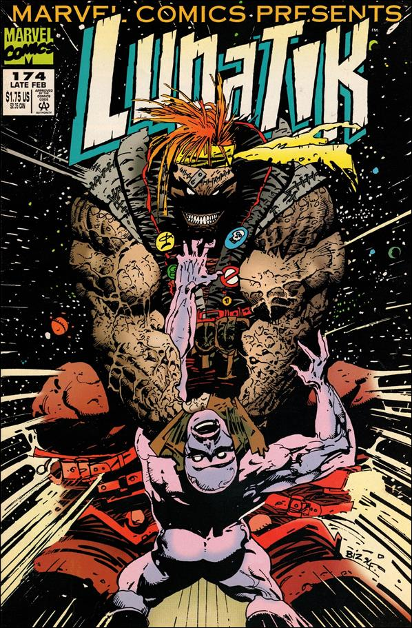 Marvel Comics Presents (1988) 174-A by Marvel