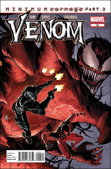 Venom (2011) 26-A by Marvel
