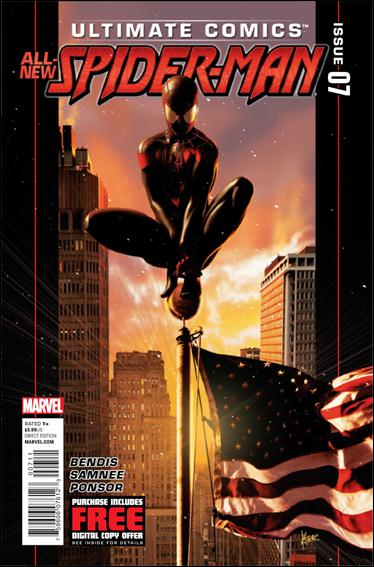 Ultimate Comics Spider-Man 7-A by Marvel