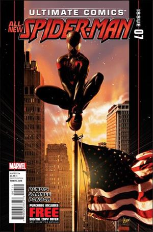 Ultimate Comics Spider-Man 7-A
