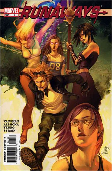 Runaways (2005) 1-A by Marvel