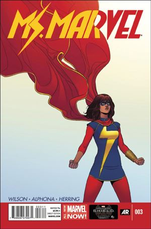 Ms. Marvel (2014)  3-A