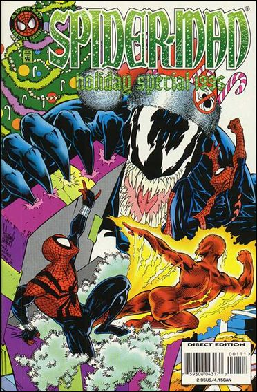 Spider-Man: Holiday Special 1995 1-A by Marvel
