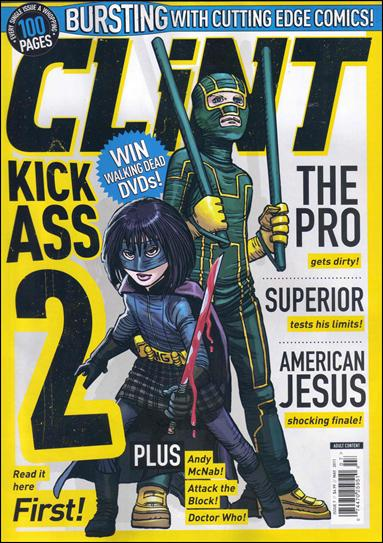 Clint 7-A by Titan Magazines