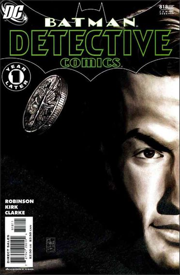 Detective Comics (1937) 818-A by DC