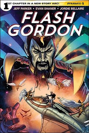 Flash Gordon (2014) 5-A
