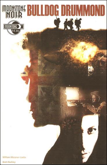Moonstone Noir: Bulldog Drummond 1-A by Moonstone