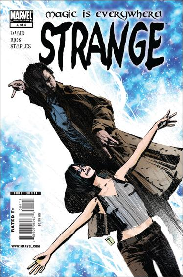 Strange (2010) 4-A by Marvel