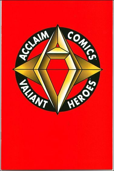 Acclaim Comics Valiant Heroes 1-A by Acclaim