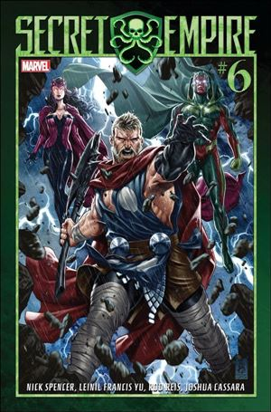 Secret Empire 6-A