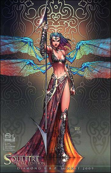 Soulfire comic books issue 0