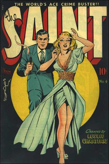 Saint ( 1947) 4-A by Avon