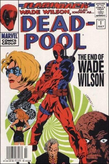 Deadpool (1997) -1-B by Marvel
