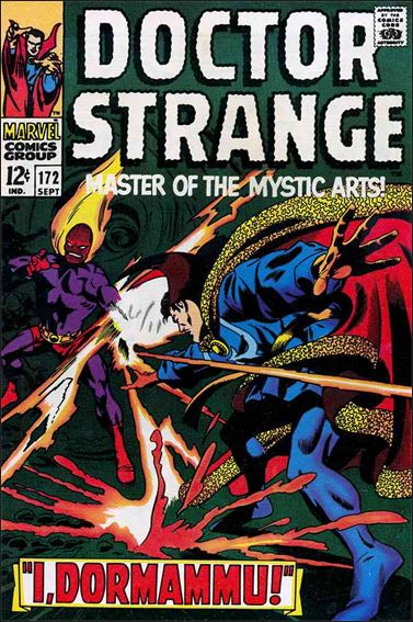 Doctor Strange (1968) 172-A by Marvel