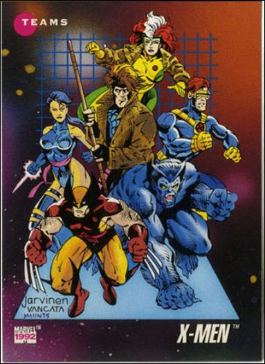 Marvel Universe: Series 3 (Base Set) 182-A by Impel