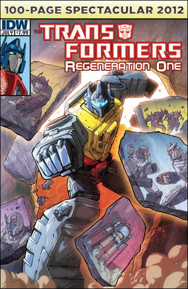 Transformers: Regeneration One 100 Page Spectacular nn-A by IDW