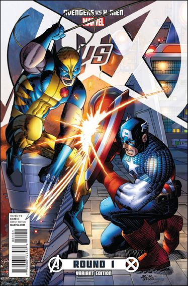Avengers vs X-Men 1-B by Marvel