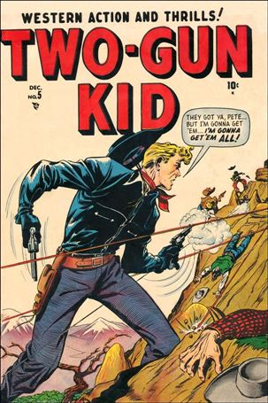 Two-Gun Kid 5-A