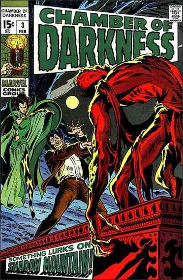 Chamber of Darkness 3-A by Marvel