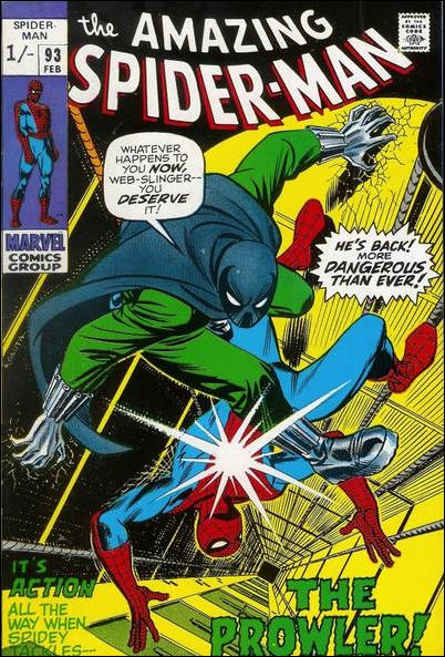 Amazing Spider-Man (1963) 93-B by Marvel