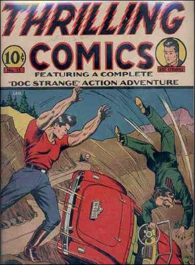 Thrilling Comics (1940) 12-A by Standard