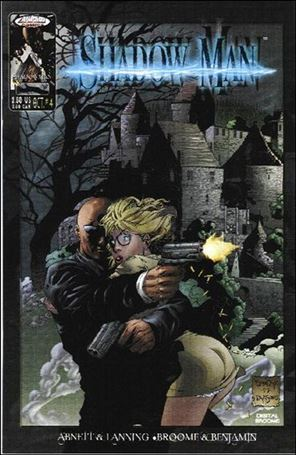 Shadowman (1999) 4-A