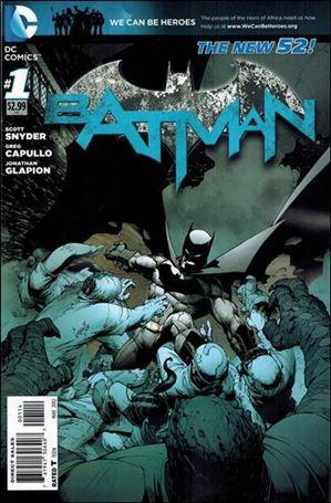 Batman (2011) 1-F