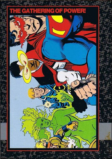 Doomsday: The Death of Superman (Base Set) 18-A by SkyBox