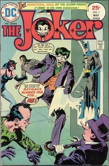 Joker (1975) 1-A by DC