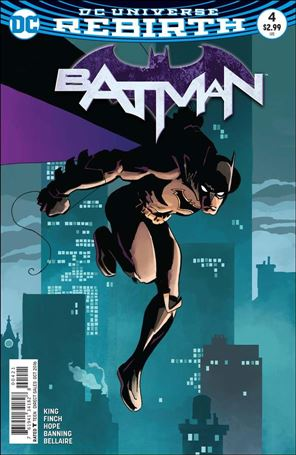 Batman (2016) 4-B
