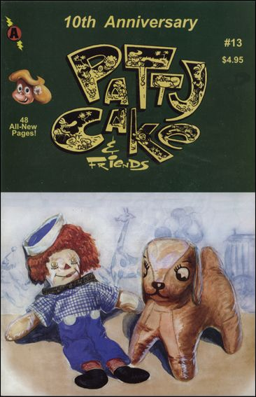 Patty Cake & Friends (2000) 13-A by Amaze Ink