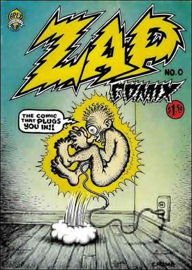 Zap Comix 0-I by Last Gasp