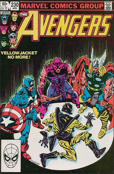 Avengers (1963) 230-A by Marvel