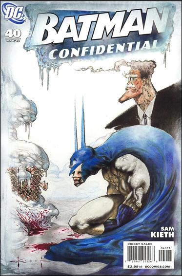 Batman Confidential 40-A by DC