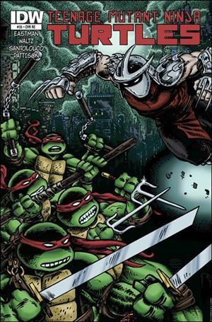 Teenage Mutant Ninja Turtles (2011) 35-C