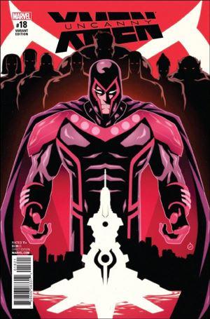 Uncanny X-Men (2016) 18-B