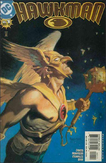 Hawkman (2002) 1-A by DC